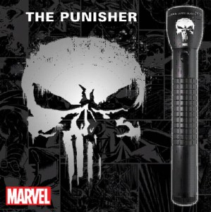 Maglite introduces Punisher Series Tactical Lights