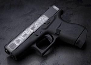 Davidson's Exclusive Engraved Glock 43