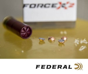 Federal Premium Force X2 Wins Best Ammunition Caliber Award