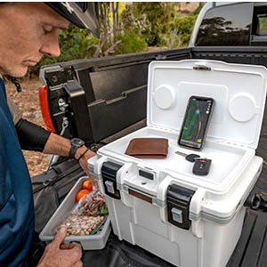 Pelican Launching Its 14QT Personal Cooler—the First Cooler to Separate Wet and Dry Storage