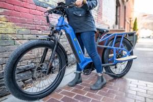 New Guns & Gear for 2021—QuietKat Announces the Sherpa Cargo e-Bike