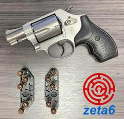 New Guns & Gear for 2021—Zeta6 EDC Offset Speedstrip for 5-Shot J-Frame Revolvers