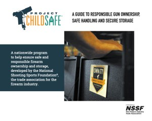 New and Expanded Project ChildSafe Brochure