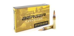 New Guns & Gear for 2021—Berger's New .223 Rem. Ammunition