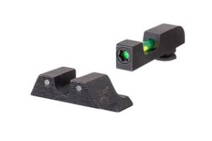 New Guns & Gear for 2021—Trijicon DI Night Sights with Tritium and User-Replaceable Fiber