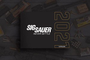SIG SAUER 2021 Product Catalog Available Online