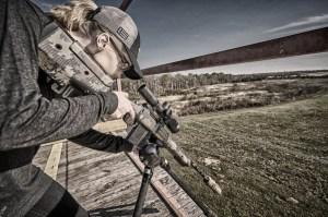 The Voodoo Behind EOTECH Vudu Rifle Scopes