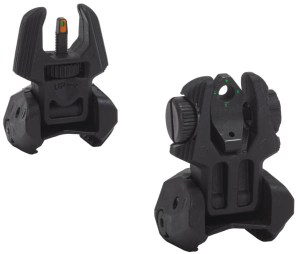 Mepro FRBS With Hyper-Bright Front Sight