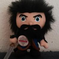 UtePirat's plush Thorin is entRAnced