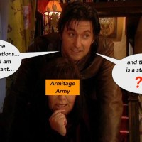 Final Armitage Week Post: Auction Proceeds