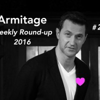 Weekly Armitage Round-up 2016/28