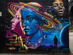 Birmingham Graffiti - City of Colours
