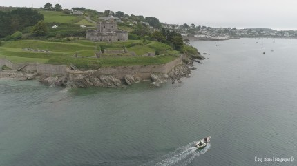 St Mawes Castle, Cornwall, UK