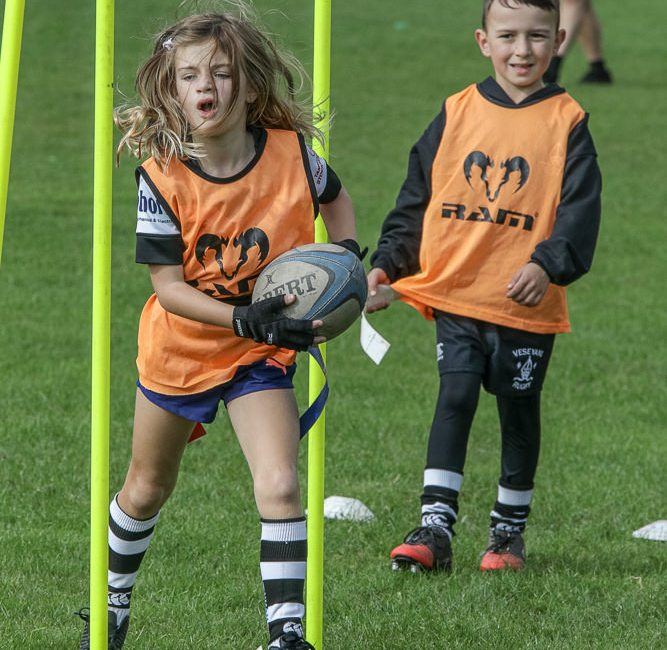 Another Sunday Enjoying Junior Rugby – Veseyans RFC 16/09/18