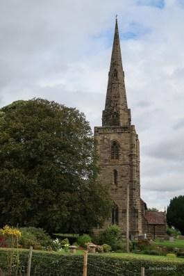 All Saints Church, Seckington