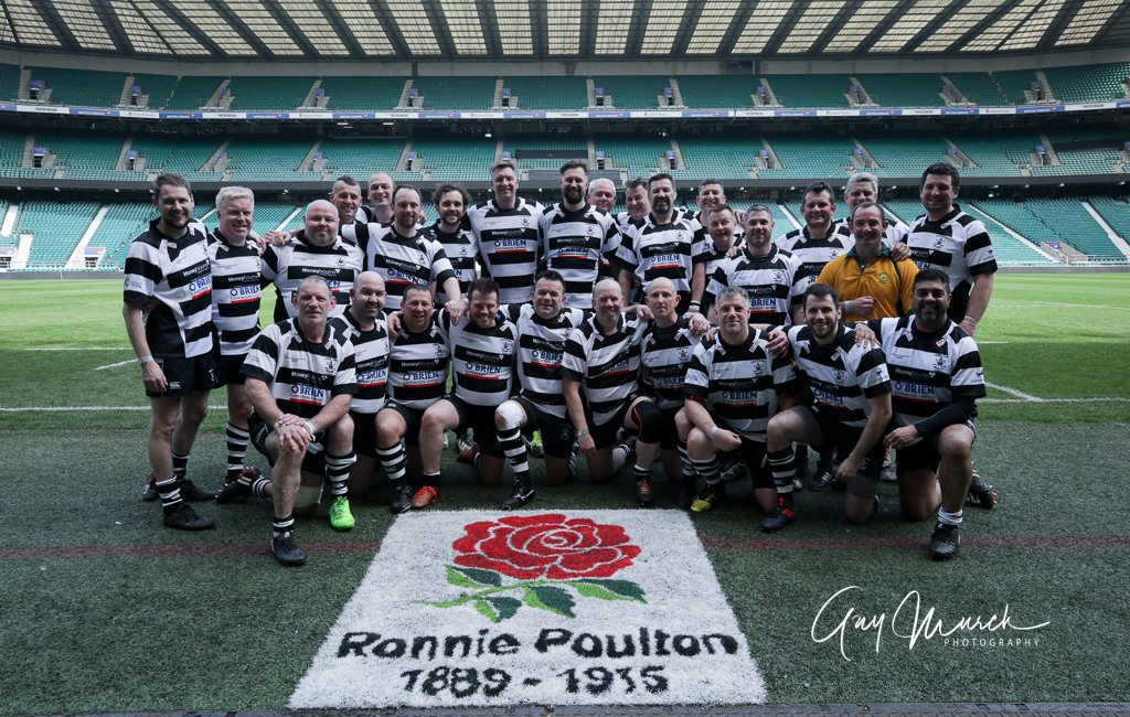 Veseyans Casuals @Twickenham 18th April 2019
