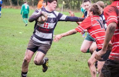 Veseyans Junior Rugby – Sunday 24th Jan 2016