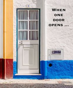Doors to open | Guy L. Pace