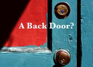 Back Door | Guy L. Pace