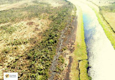 Monitoreo de amenazas en la Reserva Pantanal Paraguayo