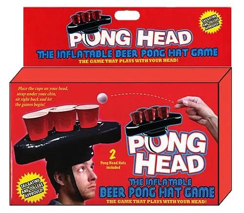 helmet beer pong