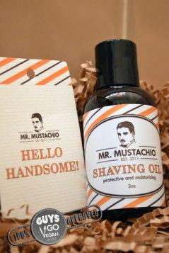 Mr. Mustachio Shaving Oil
