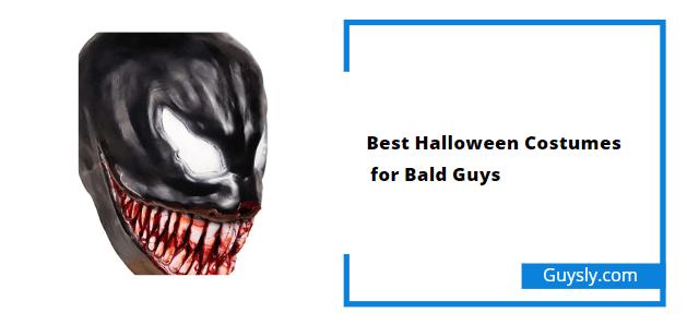 Best halloween for Bald Guys