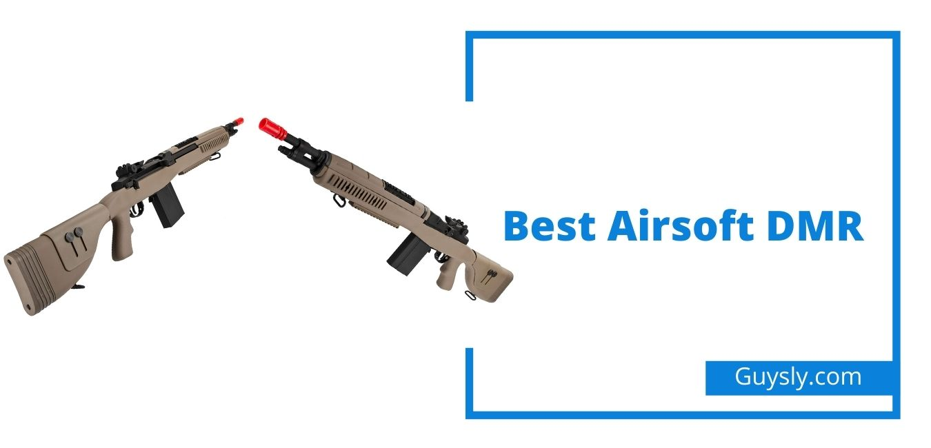 Best Airsoft DMR