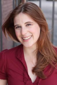Script supervisor Lana Marks