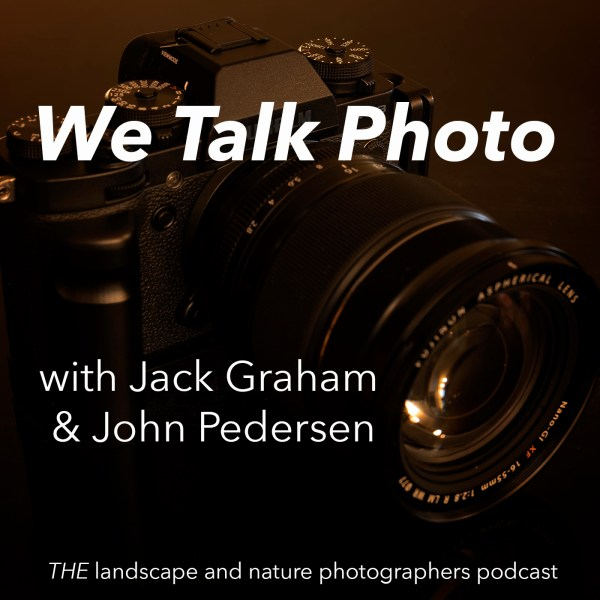 We Talk Photo podcast