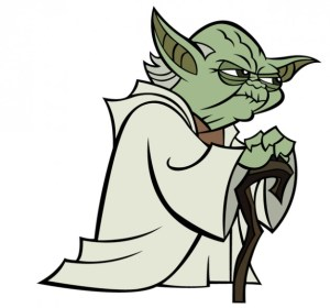 Master you are, hmmm? image from www.freepik.com