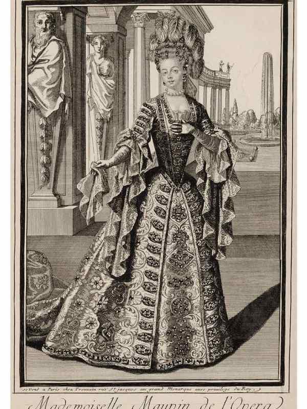 Julie d'Aubigny, La Maupin