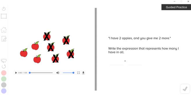 guzinta math numeric expressions