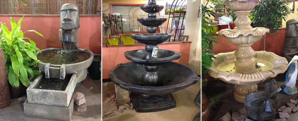 Water fountain Care