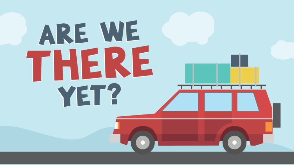 Are We There Yet?: The Church