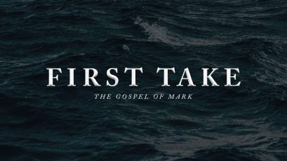 First Take: Nobody Understands….Like Jesus