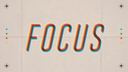 Focus: We are a movement of Jesus followers that have Life Changing Conversations.