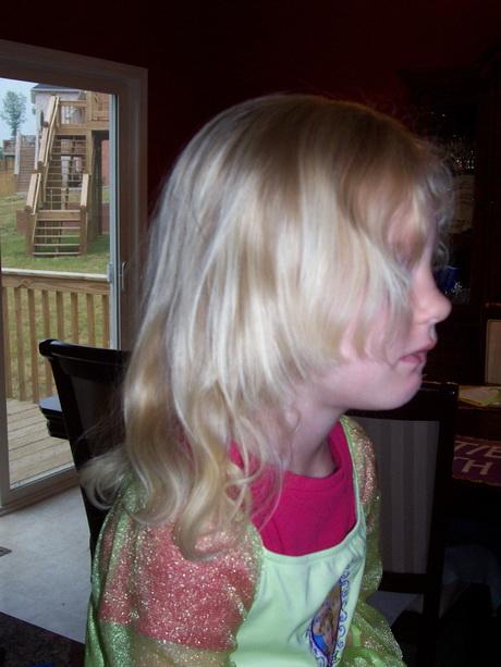 Bad Layered Haircut