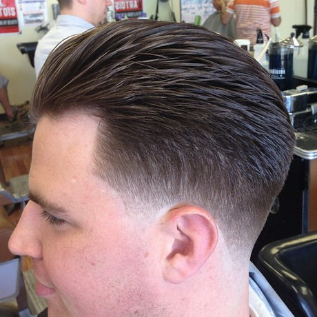 barber haircuts