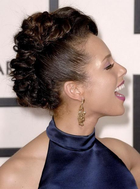 Elegant Black Hairstyles