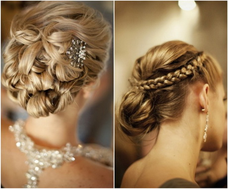 elegant updos for wedding