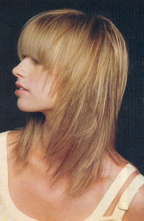 Front Layered Haircuts
