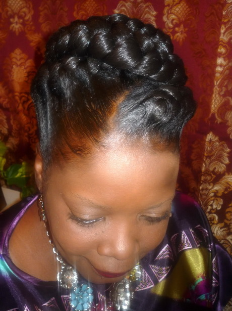Goddess Braids Pictures