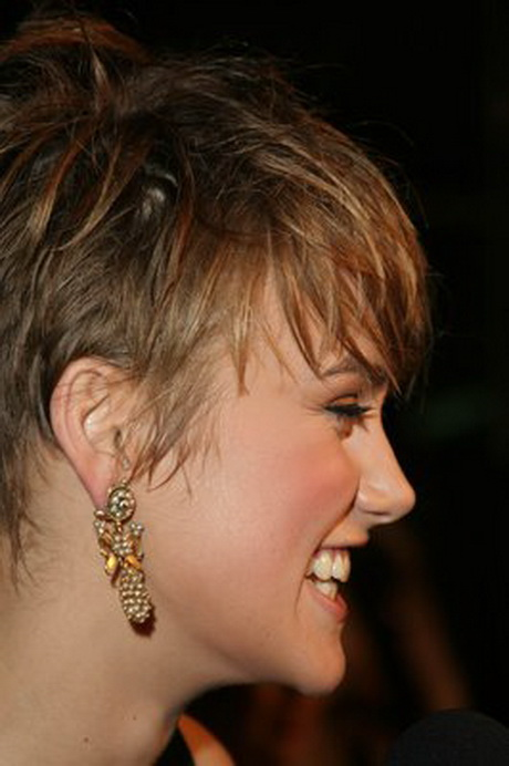 Keira Knightley Pixie Haircut