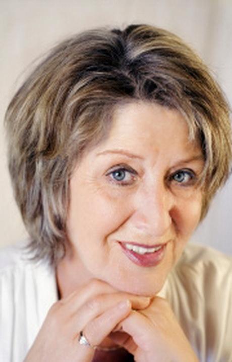 Medium Haircuts For Older Women