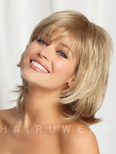 Medium Length Wigs