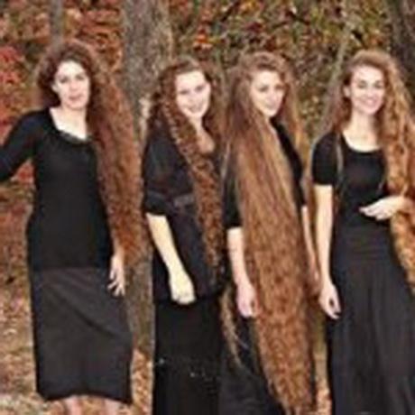 Pentecostal Hairstyles For Long Hair