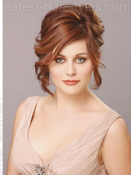 Image Result For Dressy Hairstyles For Medium Length Hair