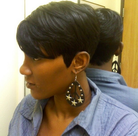 quick weave hairstyles for black women