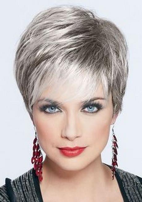 short grey hair over 60  novocomtop